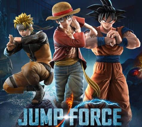 Jump Force — новый файтинг