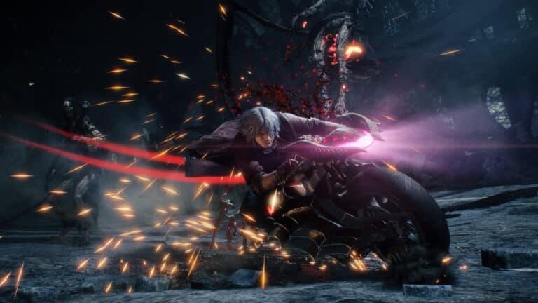 Devil May Cry 5 — невероятная игра