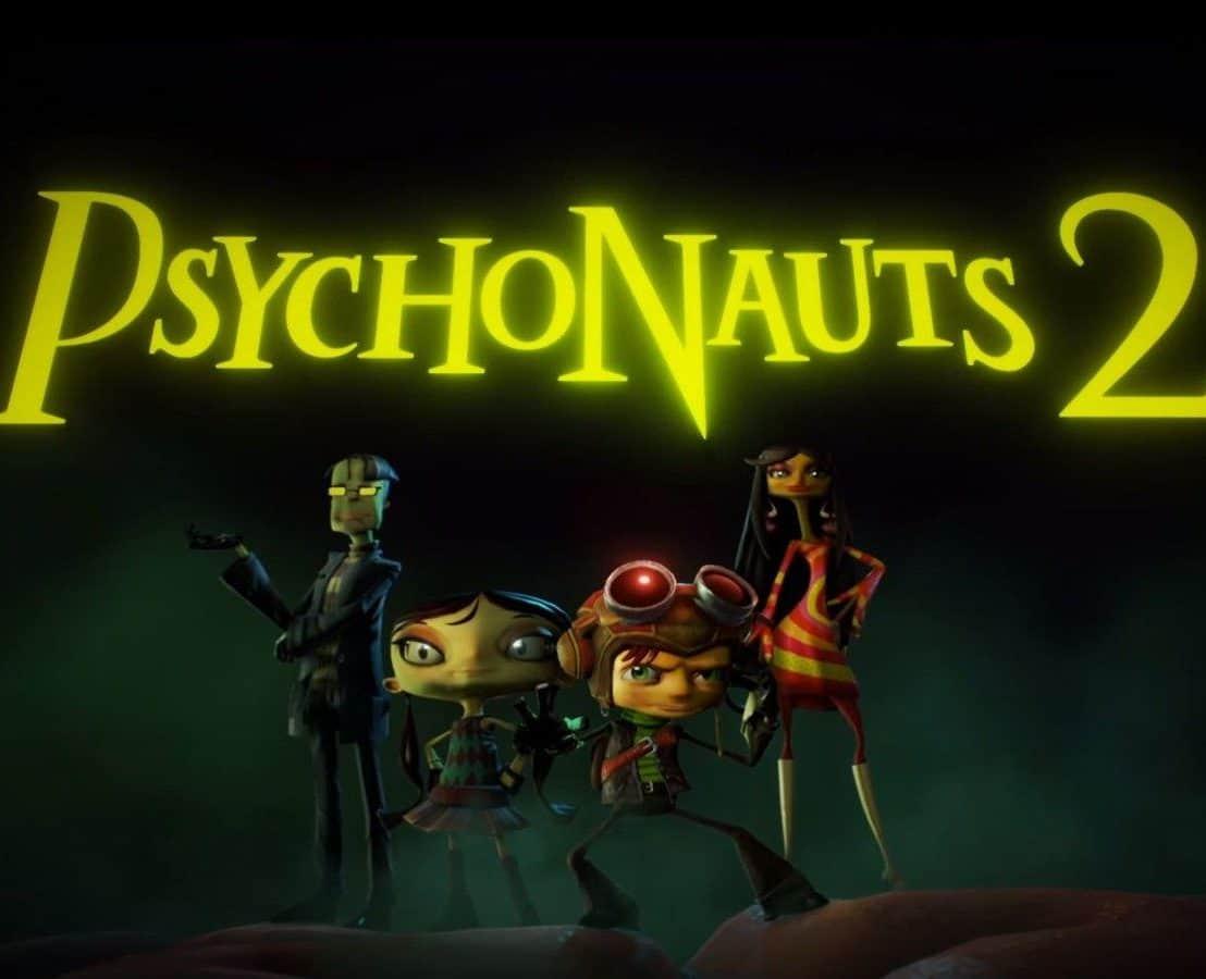 Обзор игры Psychonauts 2