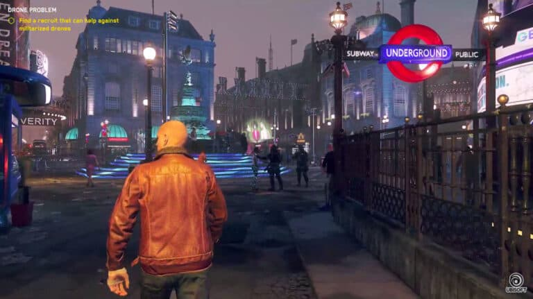 Обзор Watch Dogs: Legion