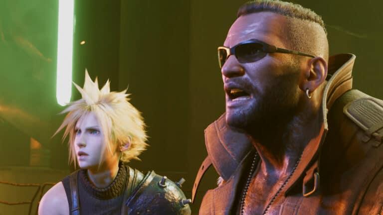 «Главный ремейк года» — Обзор Final Fantasy VII Remake