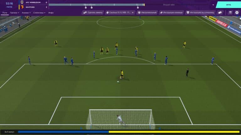 «Изнанка реального футбола» — Обзор Football Manager 2020