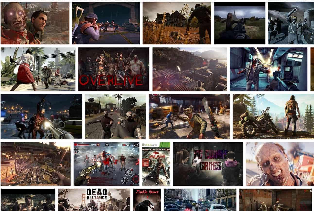 Топ-15 лучших зомби-игр
