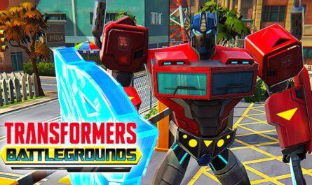 Transformers: Battlegrounds обзор игры