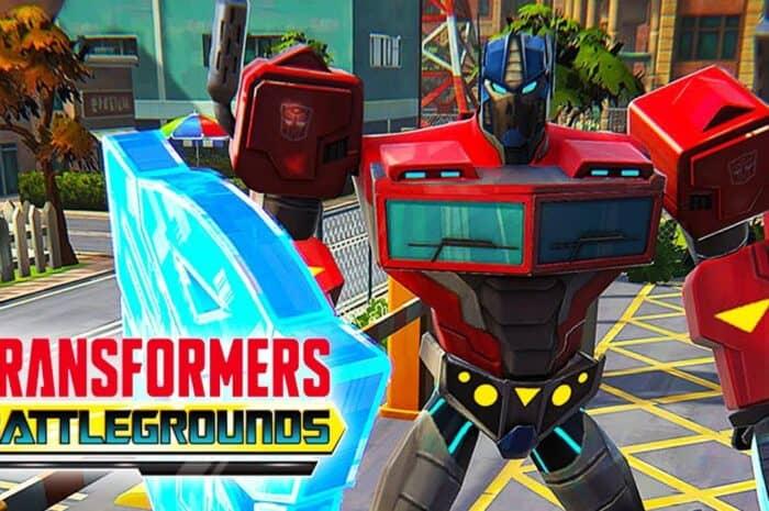 Обзор Transformers: Battlegrounds – «Тактические трансформеры»