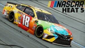 NASCAR Heat 5 обзор игры