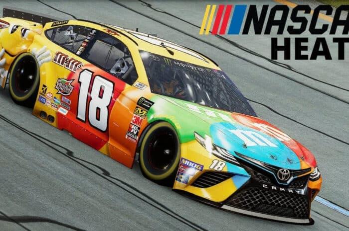 Обзор NASCAR Heat 5 – «Гонки с привычным весельем»