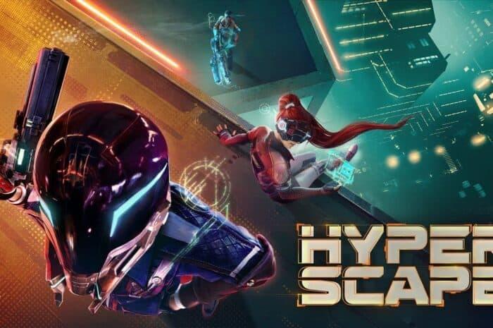 Обзор игры Hyper Scape — очередной клон «королевской битвы»