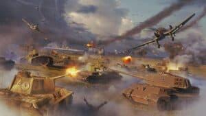 Panzer Corps тактические особенности игры