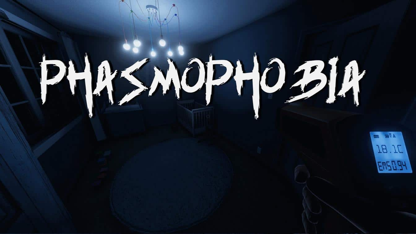 Phasmophobia обзор игры