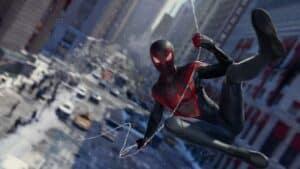 Marvel's Spider-Man: Miles Morales обзор игры