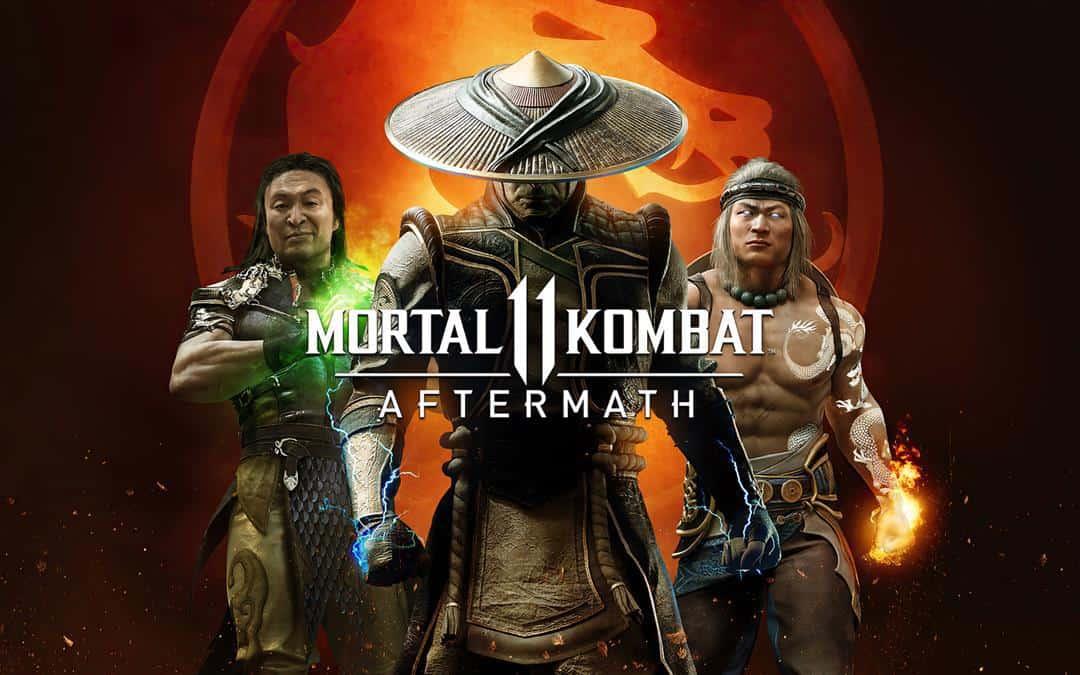 Mortal Kombat 11: Aftermath обзор игры