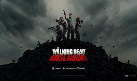 The Walking Dead Onslaught обзор игры