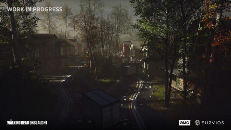 Обзор The Walking Dead Onslaught – «Ещё одна история по знакомой вселенной»