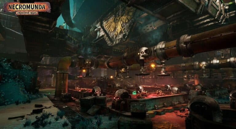 Обзор Necromunda: Underhive Wars – «Новая история вселенной Warhammer»