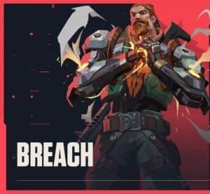 Персонаж BREACH Valorant