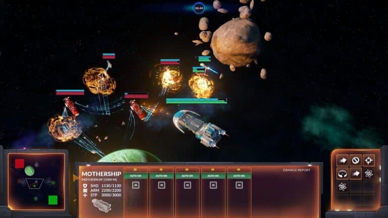 Обзор Starfall Online – «Космические баталии»