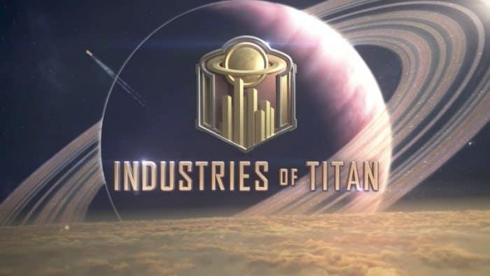 «Перспективный градостроительный симулятор» — Обзор  Industries of Titan
