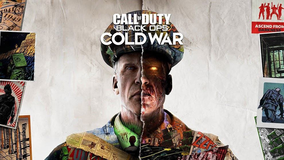 Call of Duty ® Black Ops Cold War  бетта трейлер