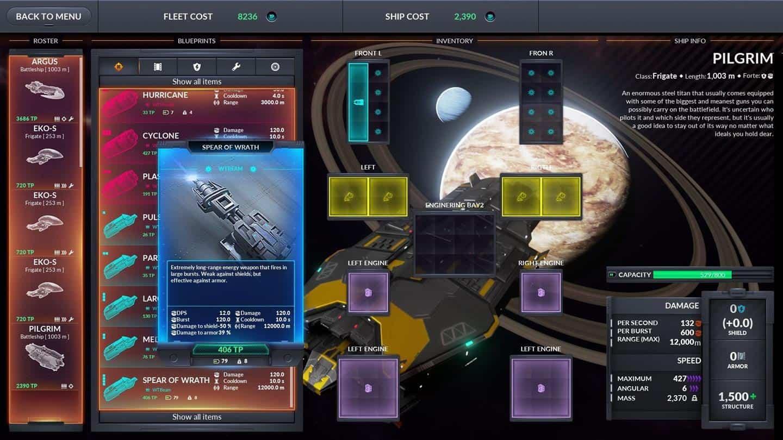 Starfall Online фракции в игре