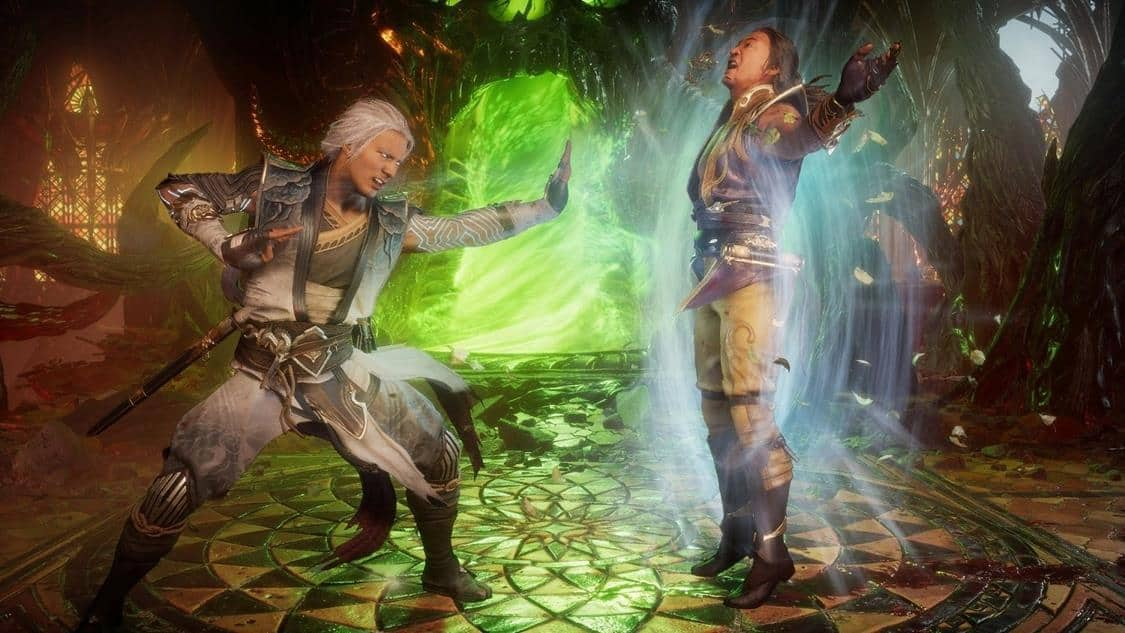 Mortal Kombat 11: Aftermath список бойцов