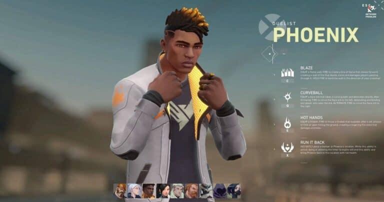 Гайд по персонажу PHOENIX (Феникс)