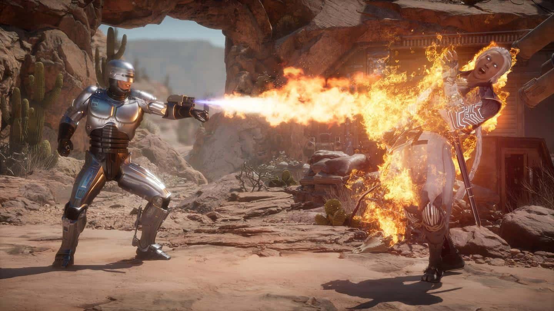 Mortal Kombat 11: Aftermath история игры