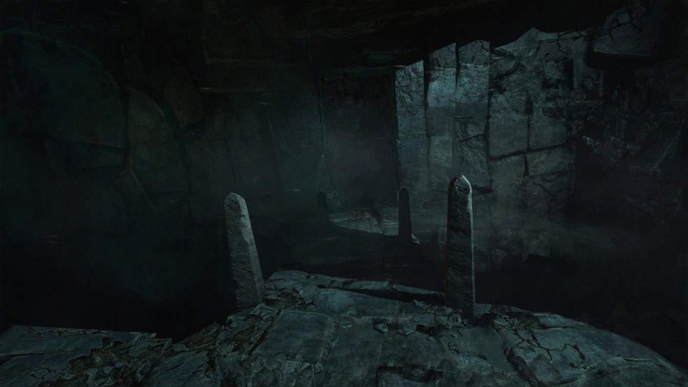 Amnesia: Rebirth звуковое сопровождение