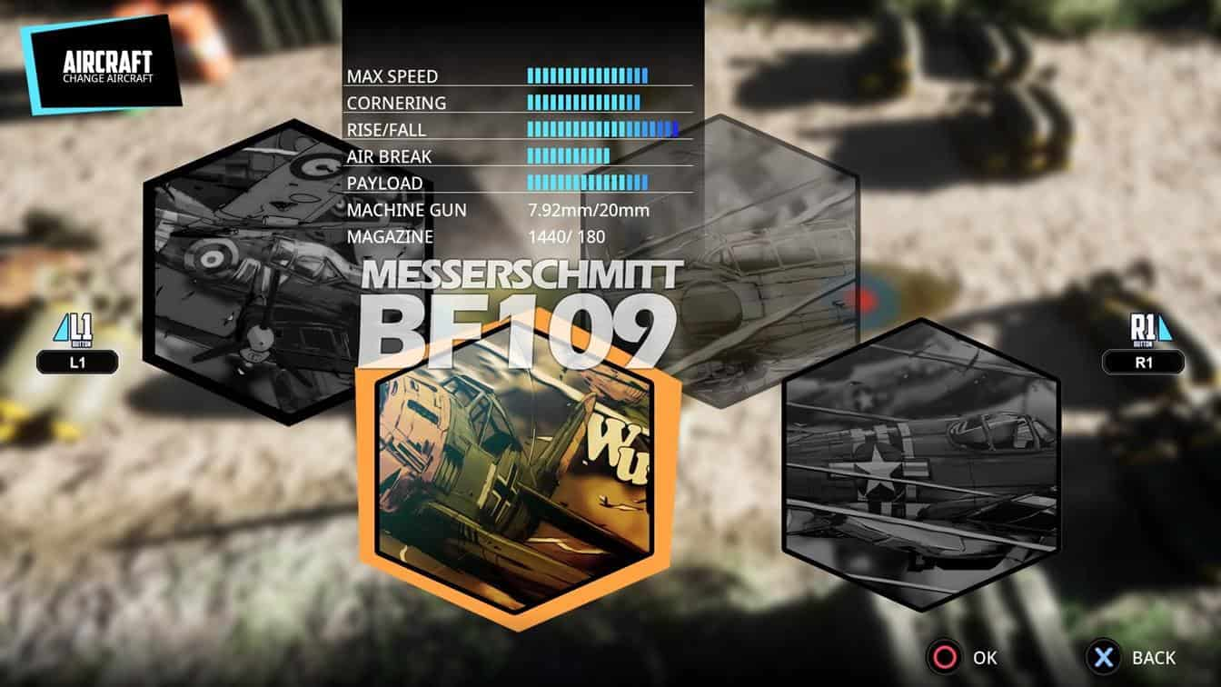 Dogfighter: World War 2 сражения в игре