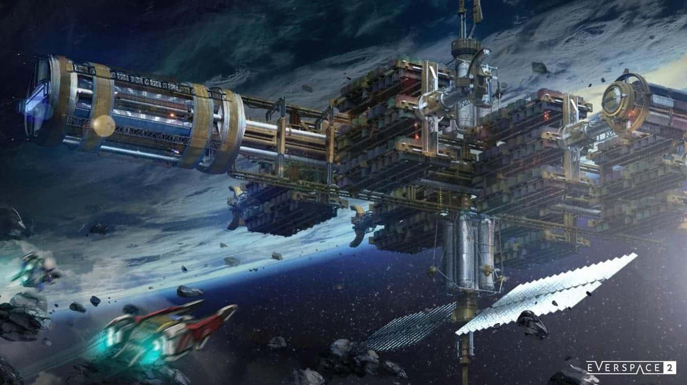 Everspace 2 открытый мир