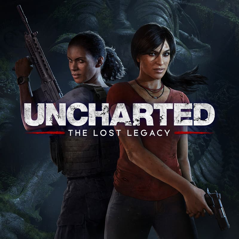 Uncharted: The Lost Legacy обои