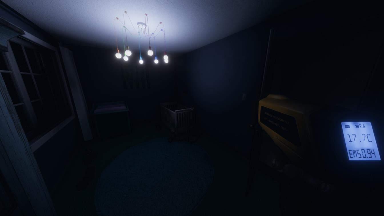Phasmophobia геймплей