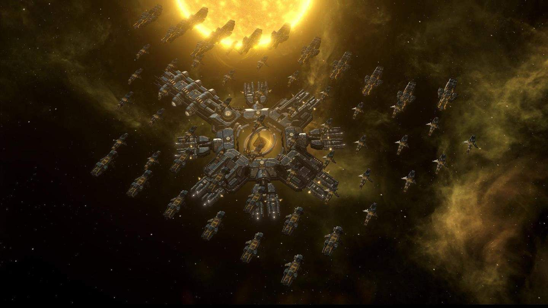 Stellaris: Federations федеративные изменения
