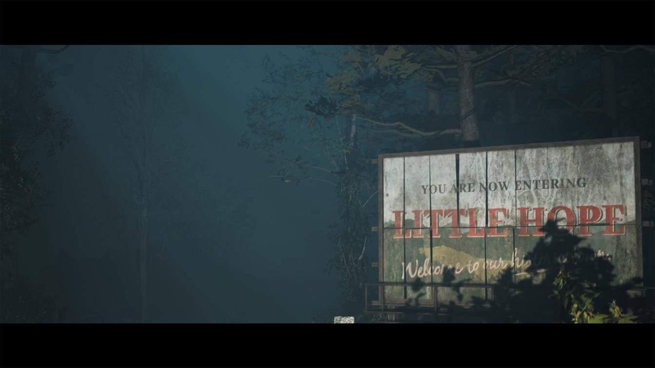 The Dark Pictures: Little Hope игровой процесс