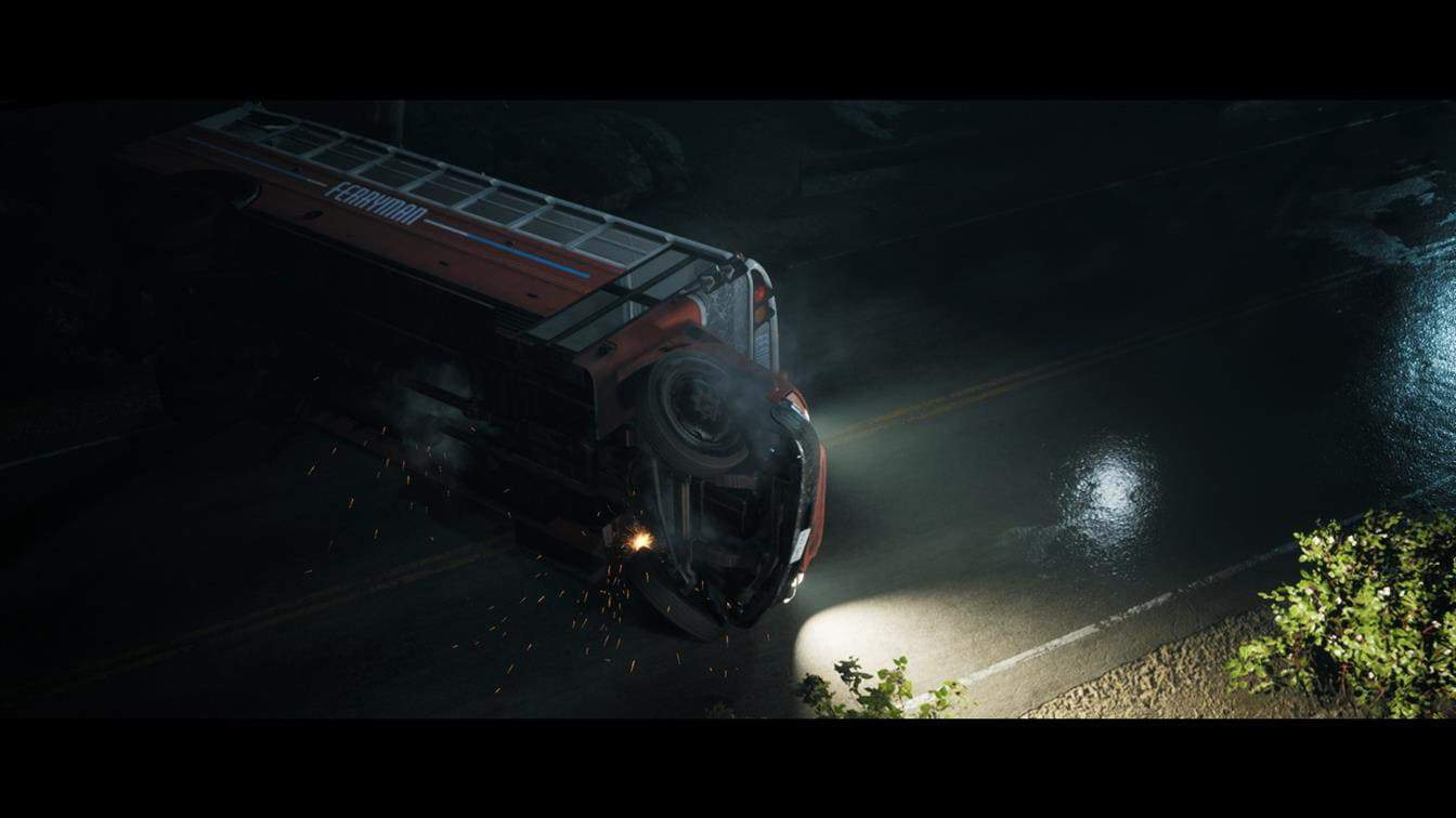 The Dark Pictures: Little Hope механика игры