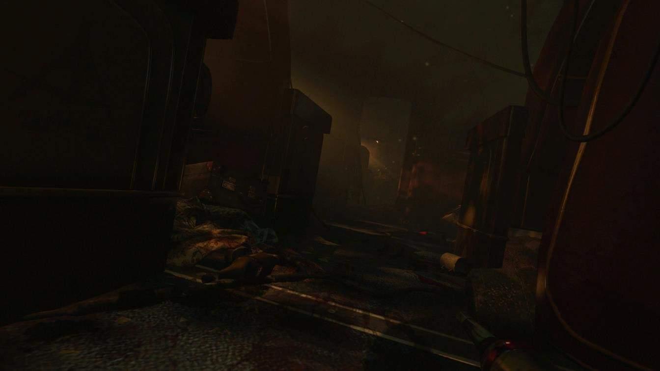 Amnesia: Rebirth механика игры