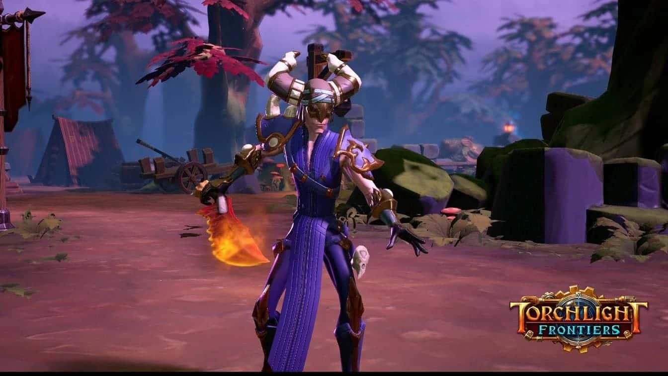 Torchlight III режим мультиплеера