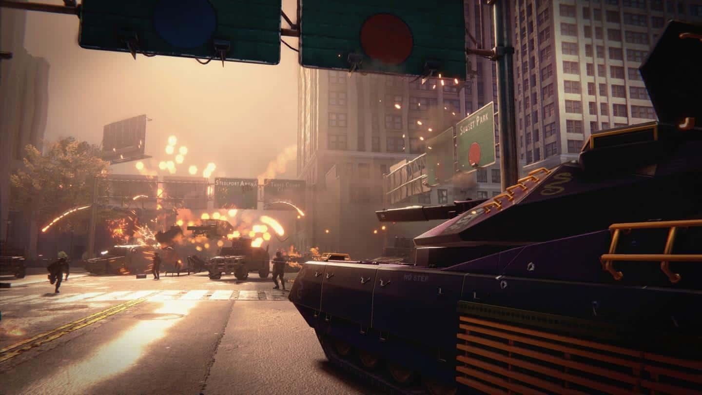 Saints Row: The Third – Remastered дизайн в игре