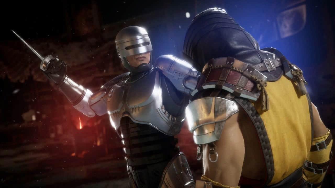 Mortal Kombat 11: Aftermath графика и звук
