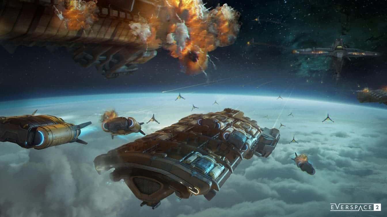 Everspace 2 задания в игре