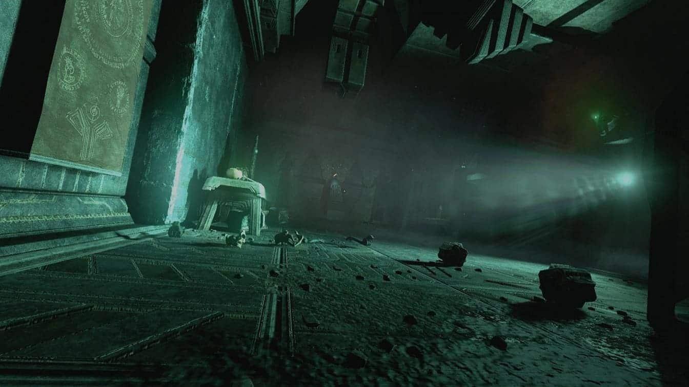 Amnesia: Rebirth дизайн игры