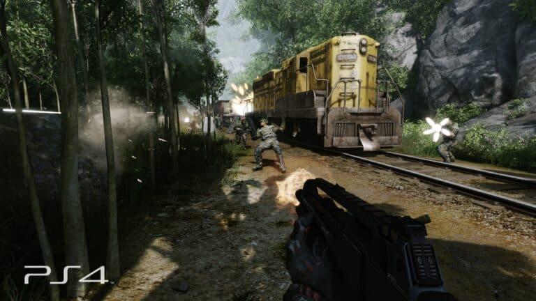 Обзор Crysis: Remastered – «Что ты такое?»