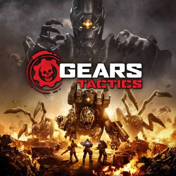 Gears Tactics трейлер