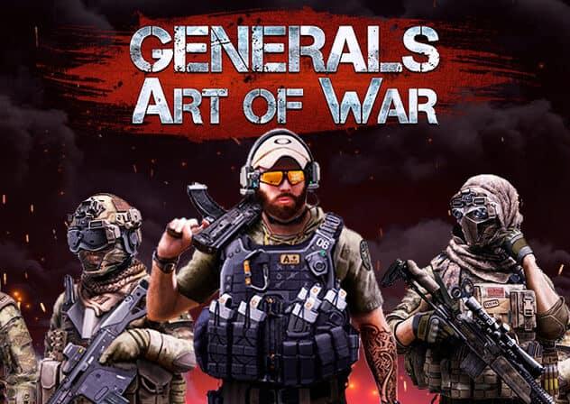 «Генеральные войны» — Обзор Generals: Art of War