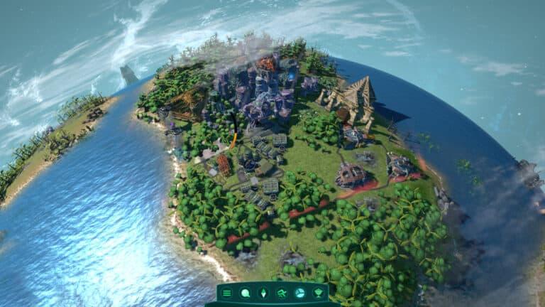 Обзор игры Imagine Earth