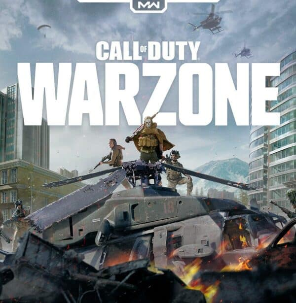 Call of Duty: Warzone трейлер
