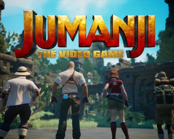 Обзор игры Jumanji: The Video Game