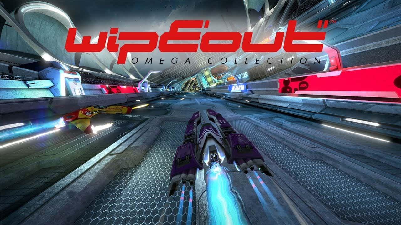 WipEout Omega Collection обои