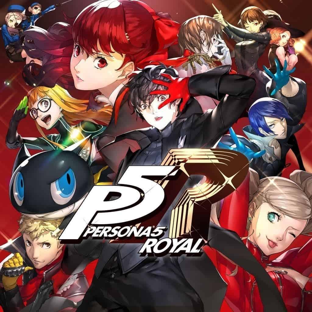 Persona 5 Royal обои