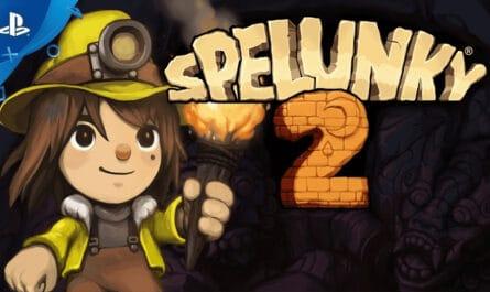 Spelunky 2 обзор игры